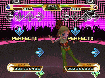 Dance Dance Revolution Hottest Party 2 Hottest Party 2 Displaying