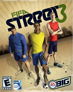 Picture of a game: Fifa Street 3