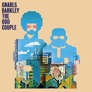 <i>The Odd Couple</i> (album) 2008 studio album by Gnarls Barkley