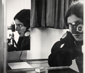 Ilse bing wikipedia for Autoportrait miroir