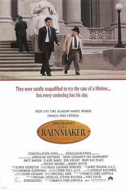 The Rainmaker (1997 film)