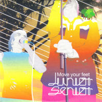 Move Your Feet 2002 single by Junior Senior