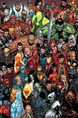 Marvel Universe Wikipedia