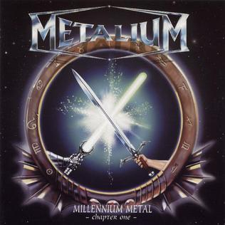 Metalium - Millennium Metal: Chapter One