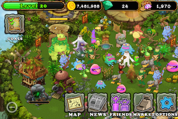 My Singing Monsters How To Get  Food