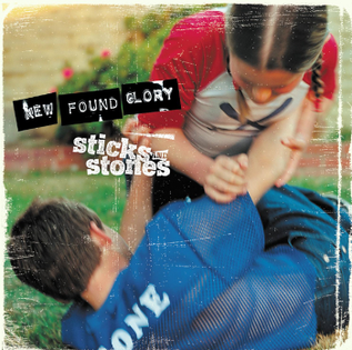 <i>Sticks and Stones</i> (New Found Glory album) 2002 studio album by New Found Glory