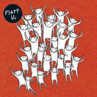 <i>Hi</i> (EP) 2006 EP by Psapp