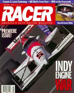 <i>Racer</i> (magazine) US motorsports magazine