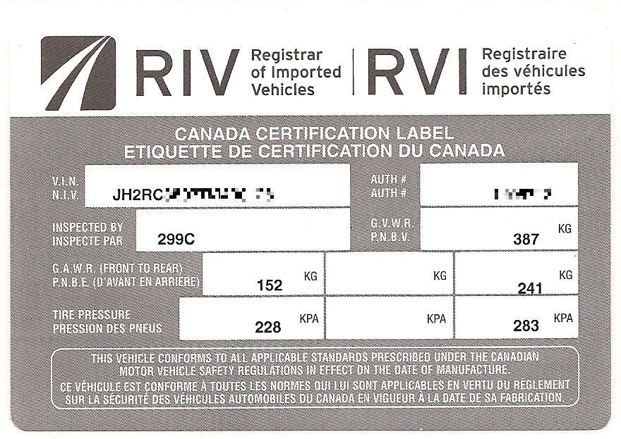 Registrar Of Imported Vehicles Wikipedia