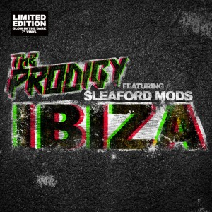 The Prodigy feat. Sleaford Mods — Ibiza (studio acapella)