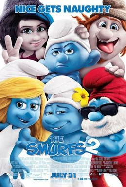 The Smurfs 2 (2013) Bluray 720p Subtitle Indonesia