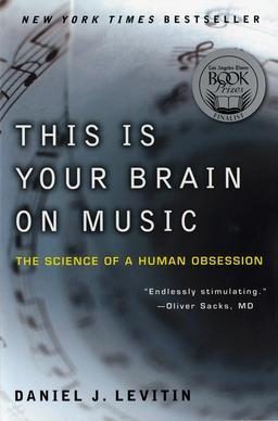 Picture of a book: This Is Your Brain On Music