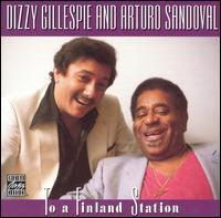 <i>To a Finland Station</i> 1983 studio album by Dizzy Gillespie and Arturo Sandoval