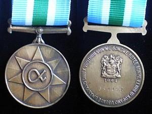 Unitas Medal