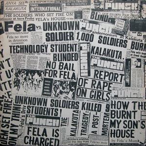 Unknown Soldier (Fela Kuti album) - Wikipedia