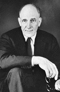 Wallace Harrison American architect