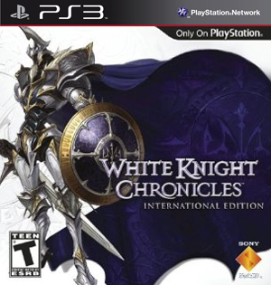 Picture of a game: White Knight Chronicles
