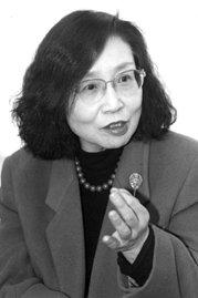 Yayori Matsui Japanese activist
