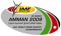 2009 IAAF World Cross Country Championships Logo.png