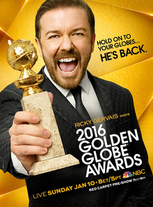 Golden Globe Award ceremony
