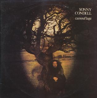 <i>Camouflage</i> (Sonny Condell album) album by Sonny Condell