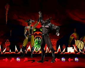 Minor Mortal Kombat Characters Belokk | RM.