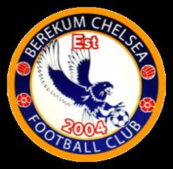 Berekum Chelsea F.C. Association football club in Berekum