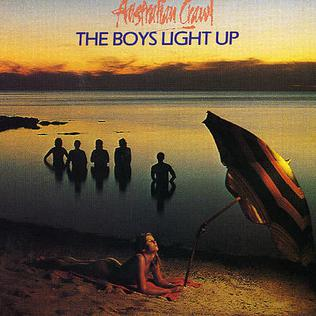 The Boys Light Up 1992 CD cover