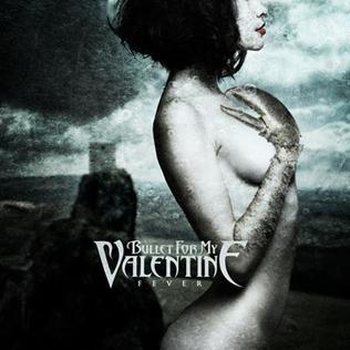 2010 studio album by Bullet for My Valentine