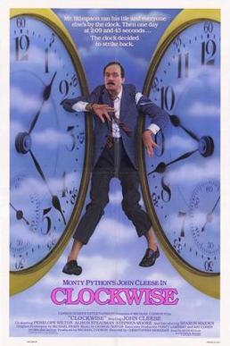 Clockwise Film Wikipedia