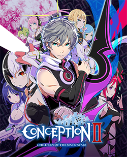 Conception II Japanese cover.png