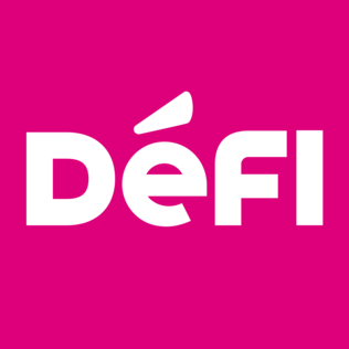 DéFI French speaking political party in Belgium
