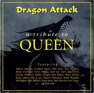 <i>Dragon Attack: A Tribute to Queen</i> 1997 compilation album by Various Artists