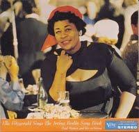 <i>Ella Fitzgerald Sings the Irving Berlin Song Book</i> 1958 studio album by Ella Fitzgerald