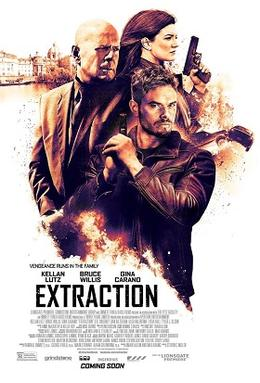 Extraction full movie (2015)