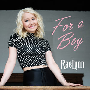 RaeLynn — For a Boy (studio acapella)