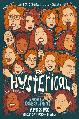 Picture of a movie: Hysterical