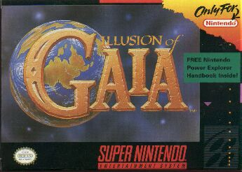 Picture of a game: Illusion Of Gaia