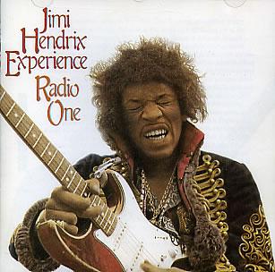<i>Radio One</i> (album) 1988 live album by The Jimi Hendrix Experience