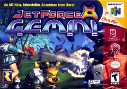 <i>Jet Force Gemini</i> 1999 video game