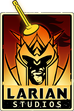 IMAGE(https://upload.wikimedia.org/wikipedia/en/1/1a/Larian_Studios_Logo_2012.png)