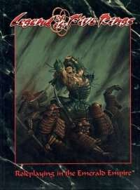 <i>Legend of the Five Rings Roleplaying Game</i> tabletop role-playing game