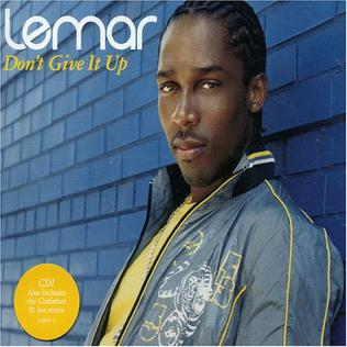 Dont Give It Up (Lemar song) 2005 single by Lemar
