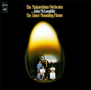 <i>The Inner Mounting Flame</i> 1971 studio album by Mahavishnu Orchestra