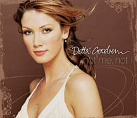 Delta Goodrem — Not Me, Not I (studio acapella)