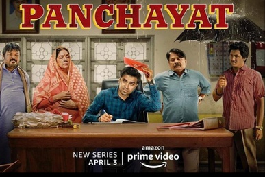 Panchayat (TV series) - Wikipedia