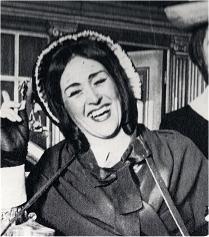 Patricia Leonard English contralto and mezzo-soprano