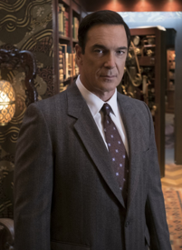 Patrick Warburton as Lemony Snicket.png