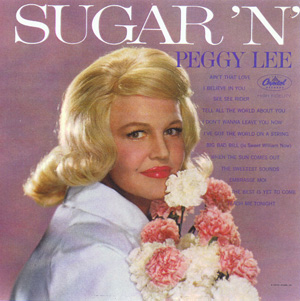 Peggy Lee - Bewitching Lee!