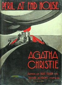 <i>Peril at End House</i> 1932 Poirot novel by Agatha Christie
